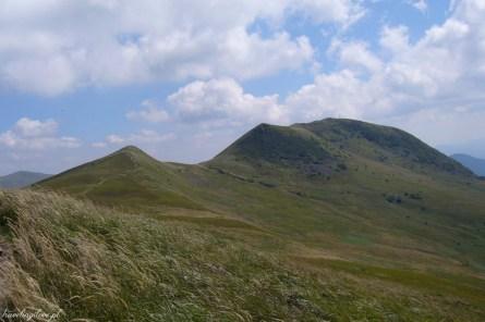 Tarnica, najwyższy szczyt w polskich Bieszczadach