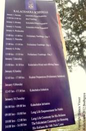 Programma Kalachakra