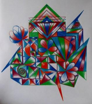 Mandala, Wennie de Haan