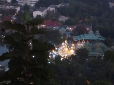 Foto Arjan Schrier, Wat Prahat Doi Kham Mu, Thailand