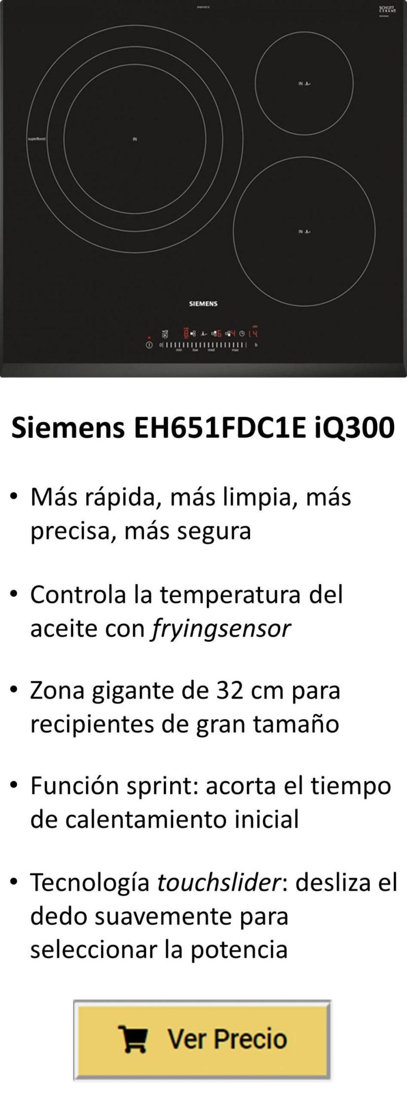 SIEMENS EH651FDC1E iQ300