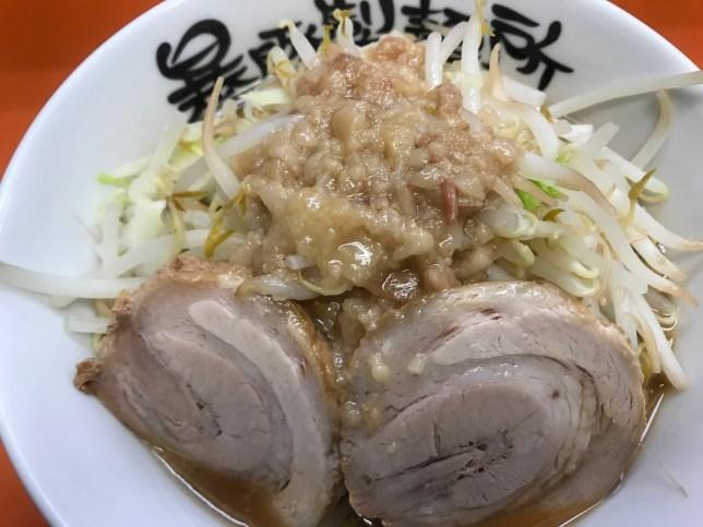 暴豚製麺所