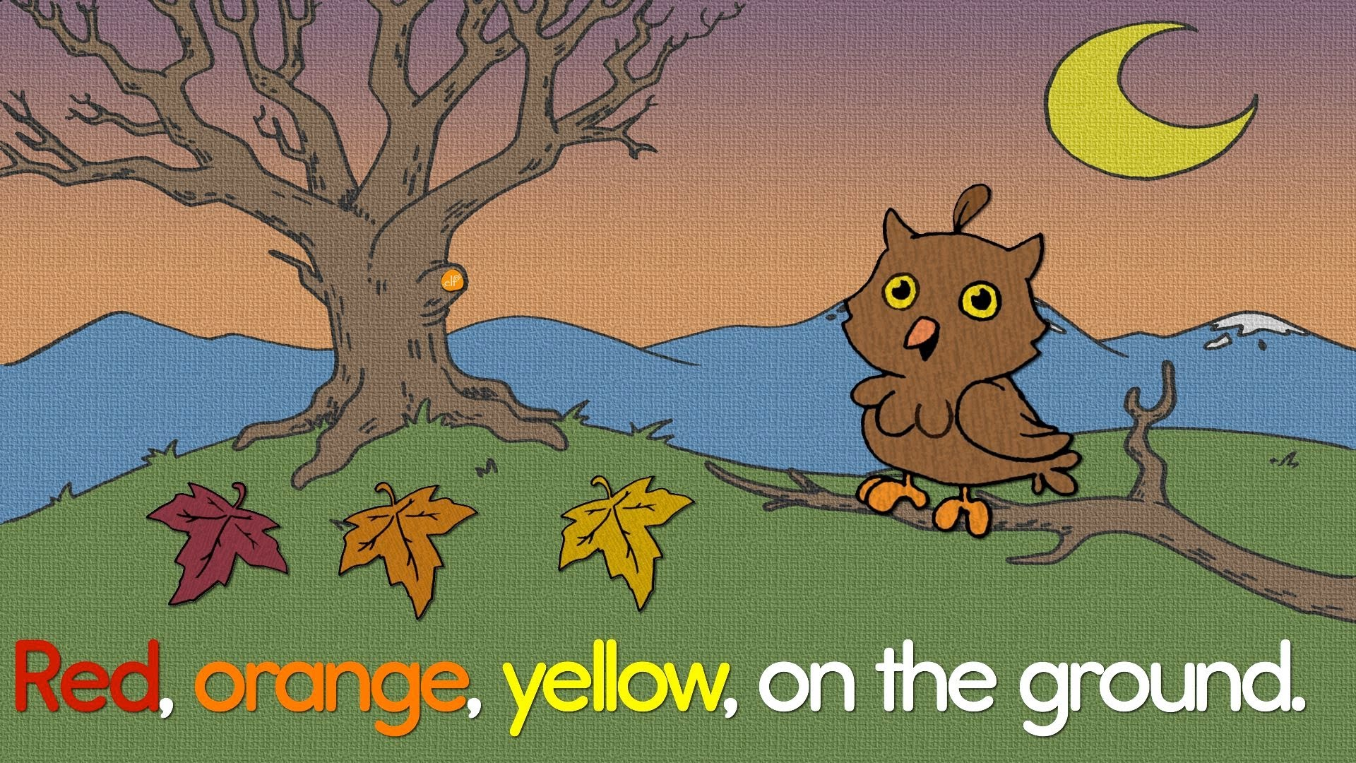 Fall And Autumn Counting Song For Kids