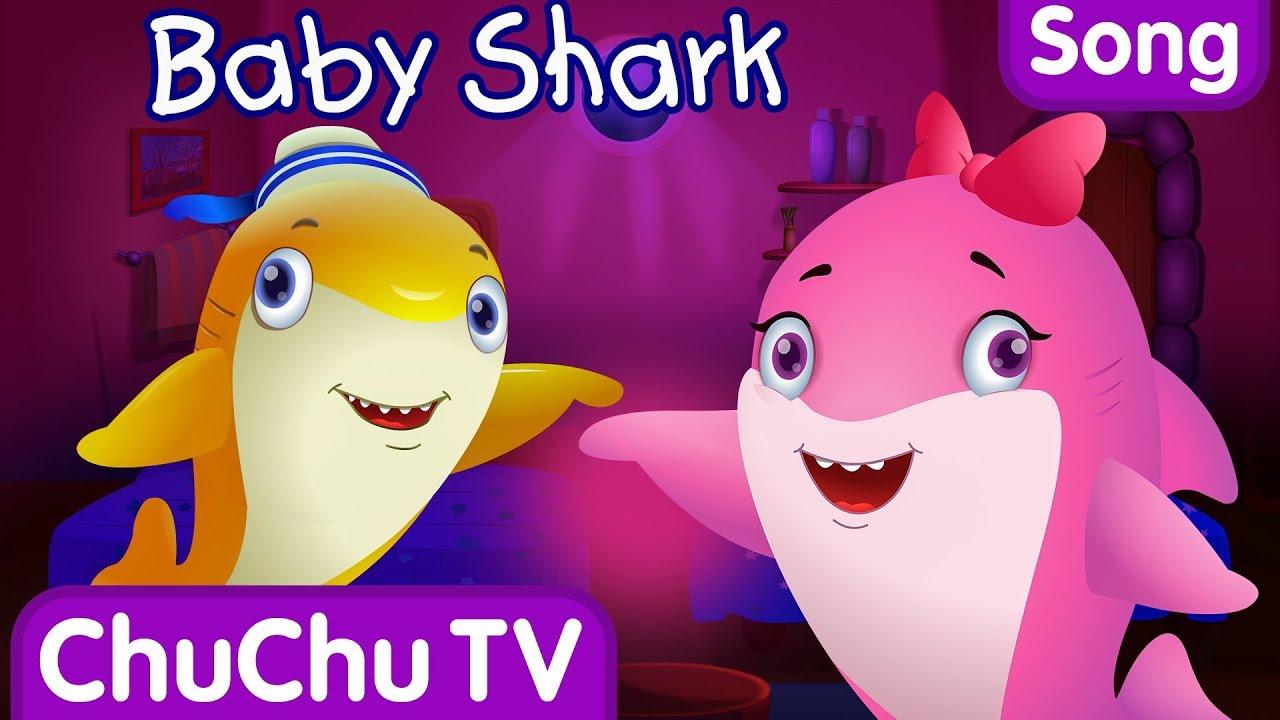 Chuchu Tv Baby Shark Good Habits Song Animal Songs For Children Nursery Rhymes Kids Songs Place 4 Kids