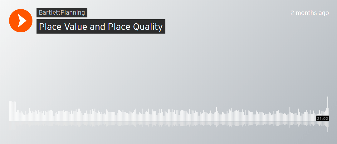 Podcast: Place Value and Place Quality