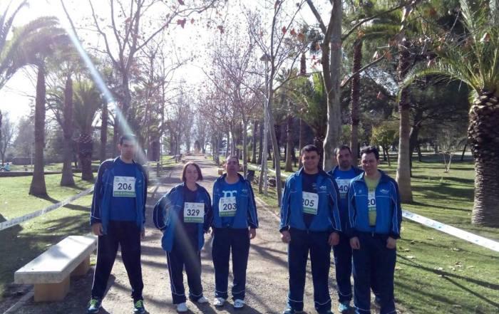 Campeonato Autonómico de Campo a Través en Almendralejo. 15 de Febrero de 2017