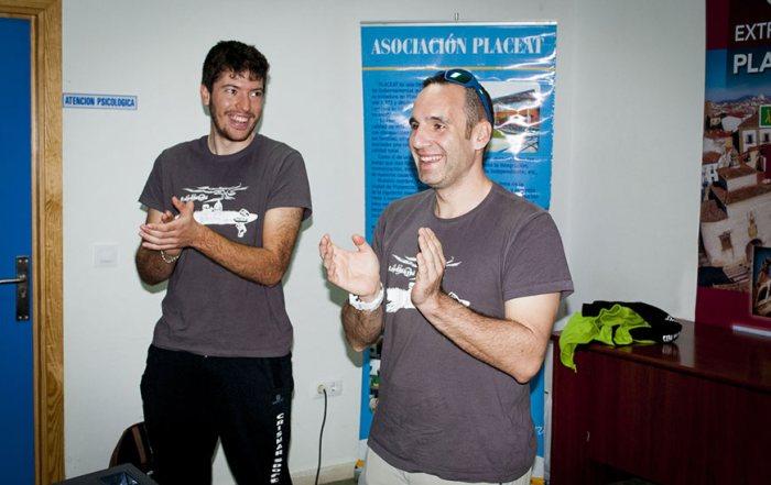 Miguel Coca y Ricardo Rodríguez nos explican su experiencia en la Carrera Rovaniemi 150
