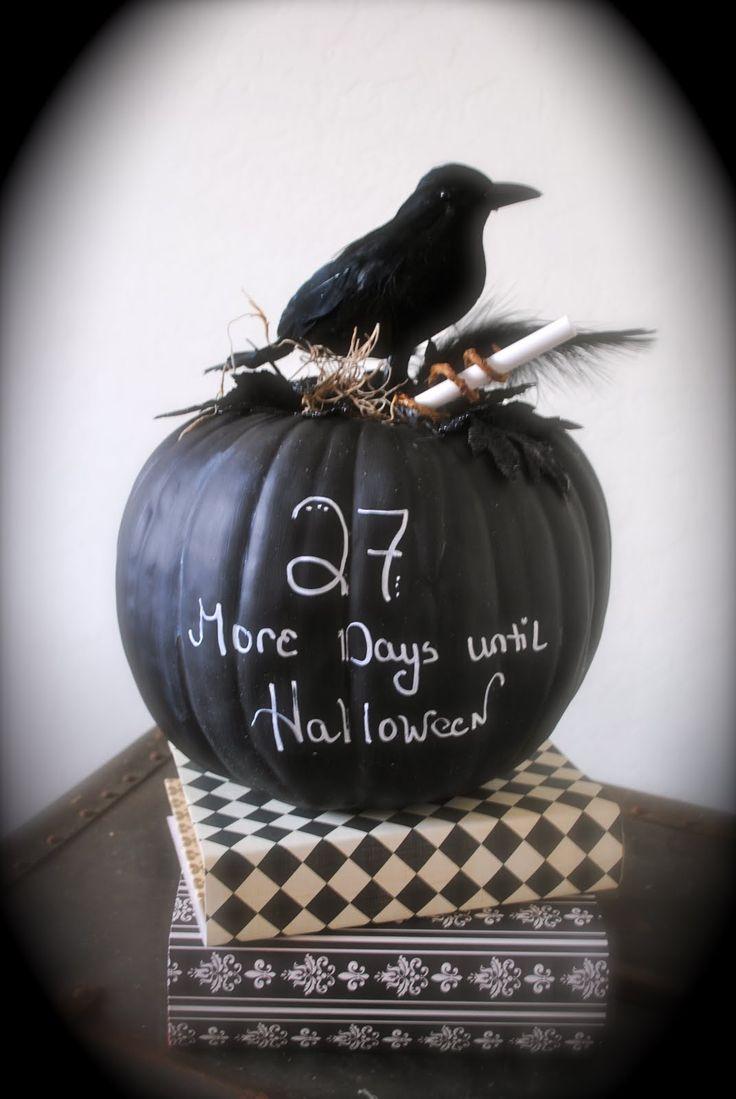 pumpkin-chalboard-paint-decorations