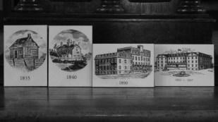 Institut Feller : étapes de développement du bâtiment