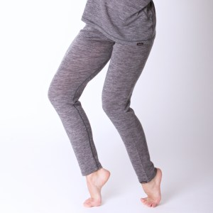 Women Base Layer Legging (Grey)