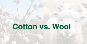 Ist Baumwolle oder Merinowolle besser für Kinder?