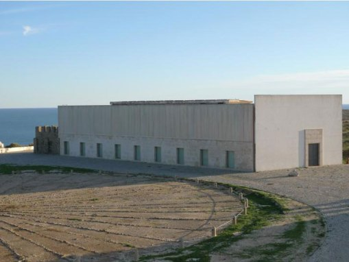 Interpretation Centre – Sagres