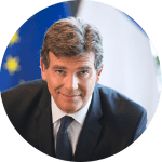 Arnaud MONTEBOURG  Founder | Bleu Blanc Ruche & Former Minister of the Economy, Production Turnaround and Digitalisation
