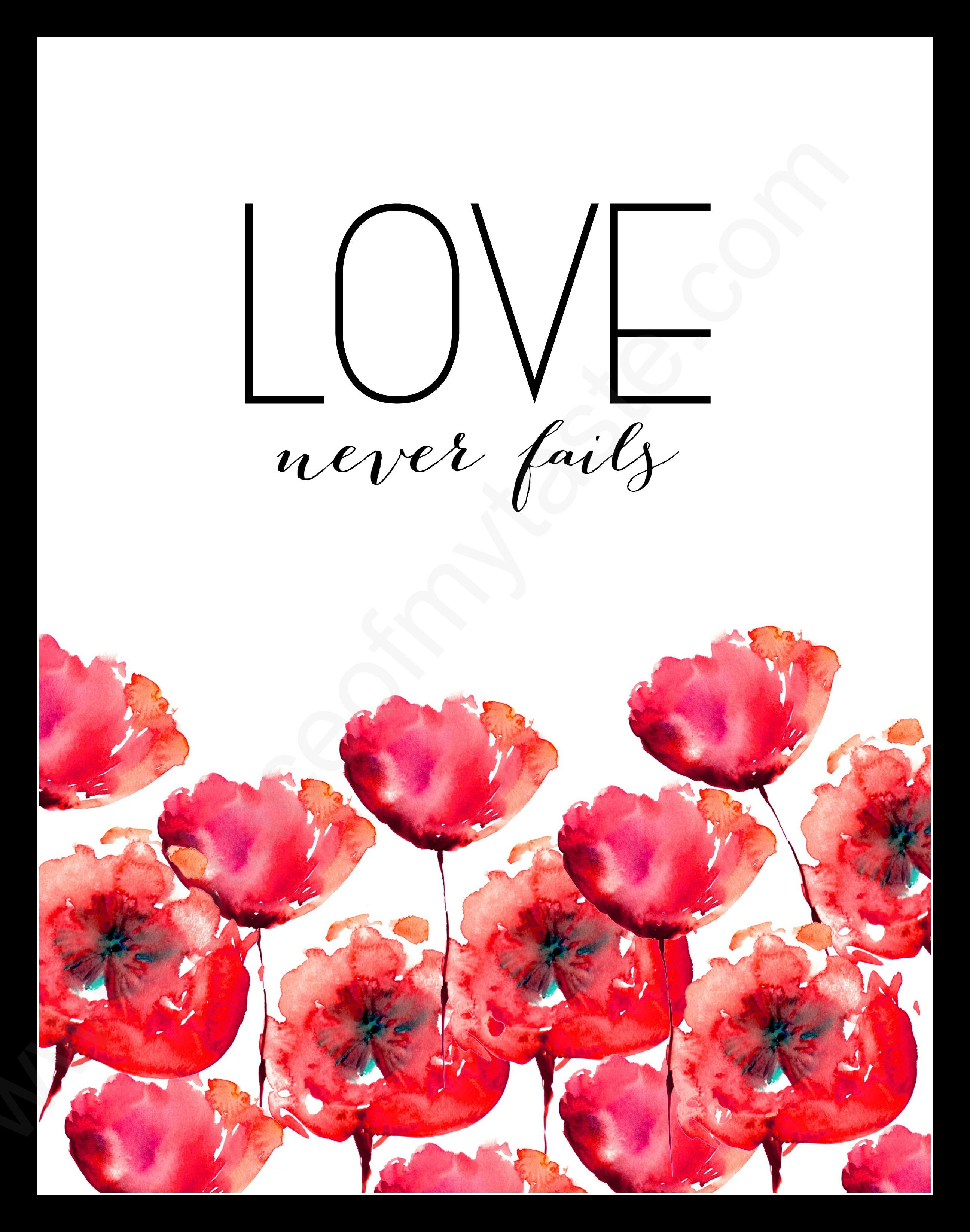 Free Valentine S Printable