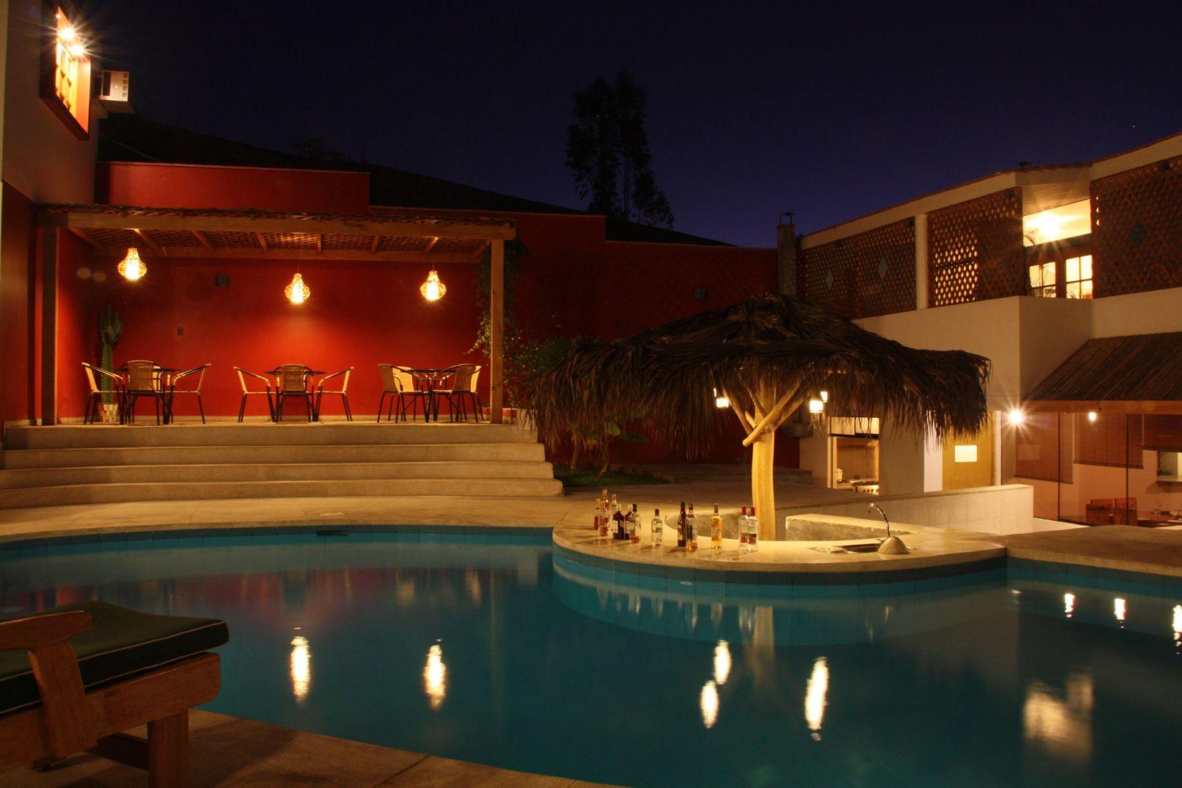 Hotel Villa Jazmín, Ica, Perú Photo credit, Mozes Martens