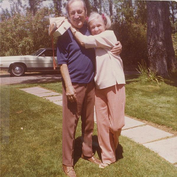 Charles and Gail Muskavitch