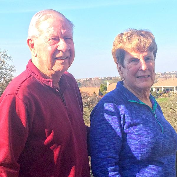 Ken and Nancy Kahn