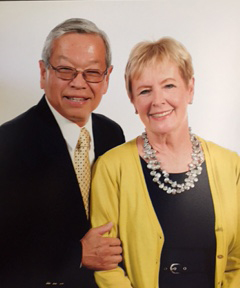 Vicki and Alan Takagishi