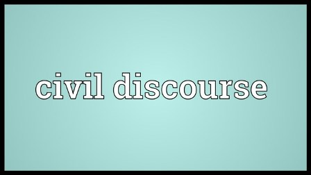 Civil Discourse Grant Program Open to Applications
