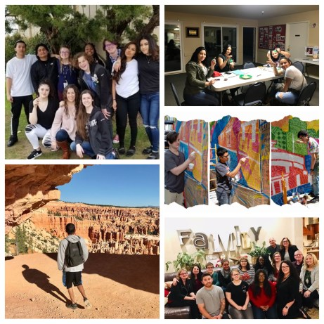 Youth Development grantees 2018