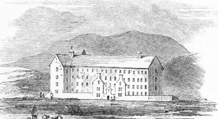 Clifden Workhouse