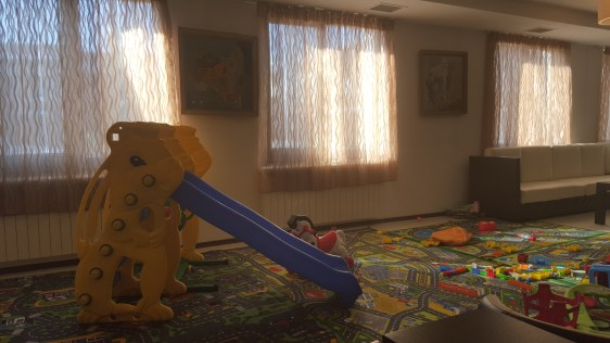 Kids club at hotel Piry, placescases.com