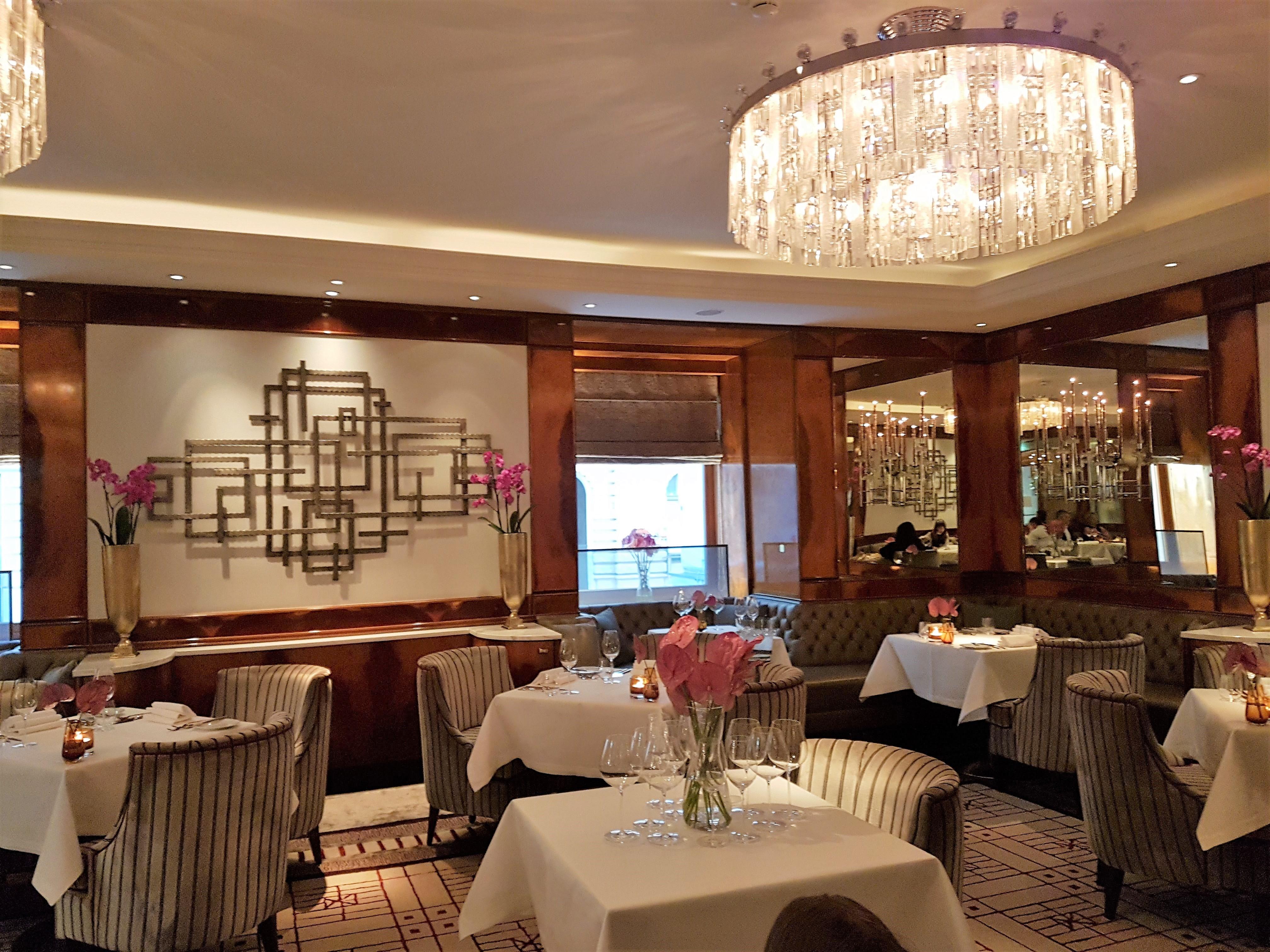 ресторант Опус, Виена, placescases.com