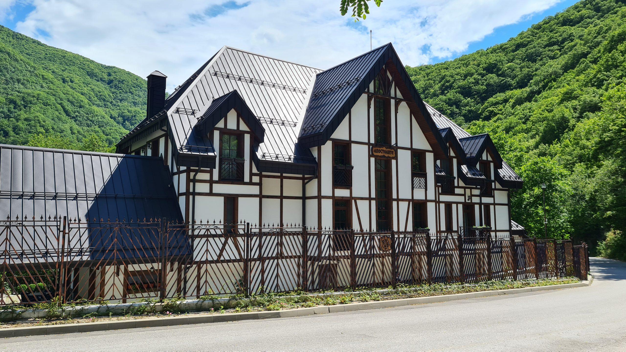 Хотел Апостолите, Сандански, снимка placescases.com