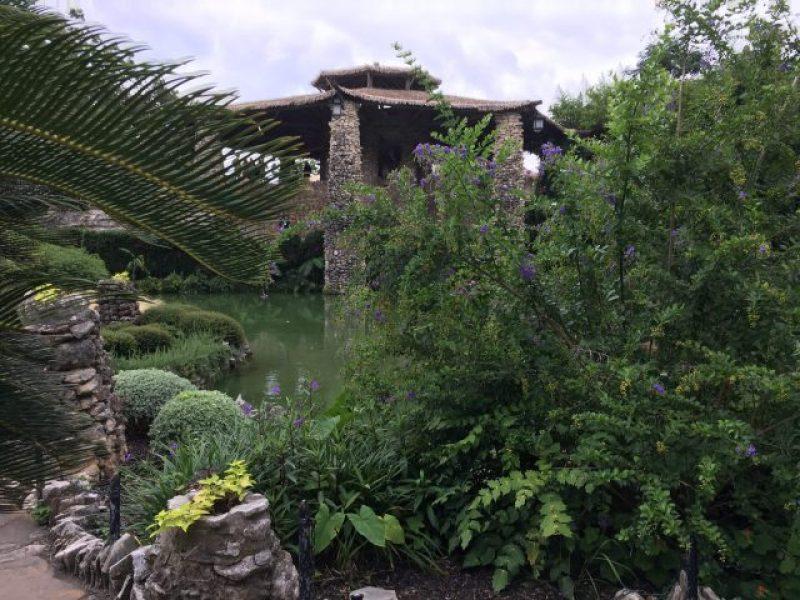 The Tea Garden Pagoda.