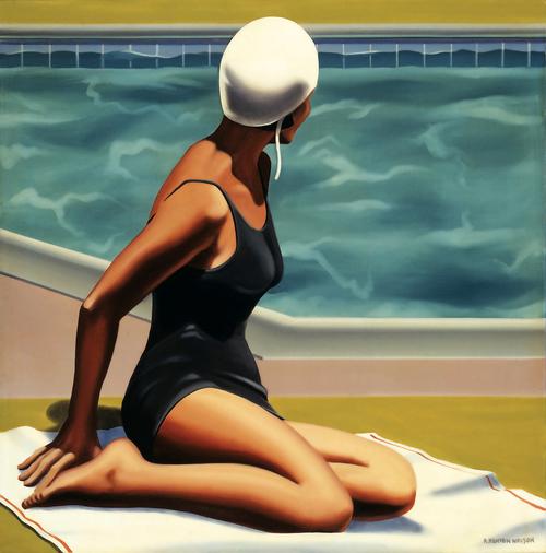 swim-lady
