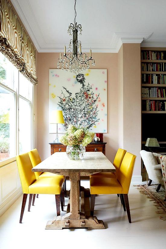 art-dining-room