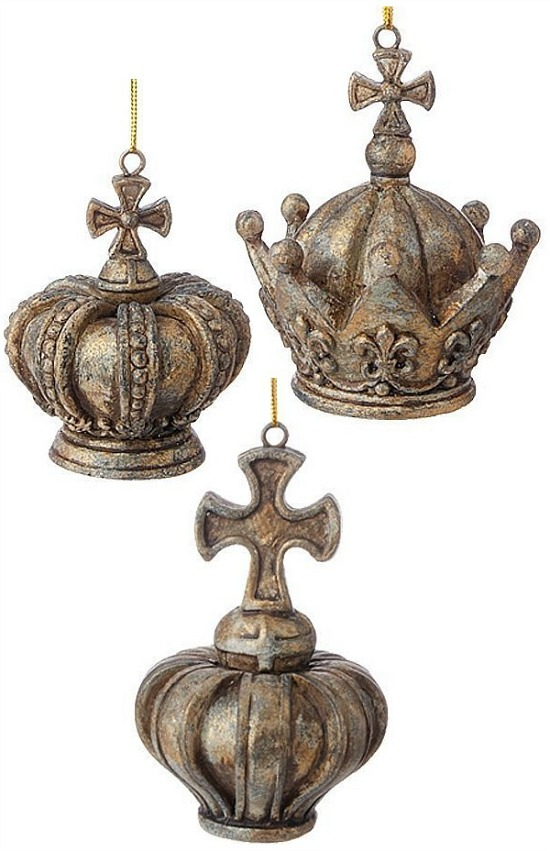 resin-crown-ornaments