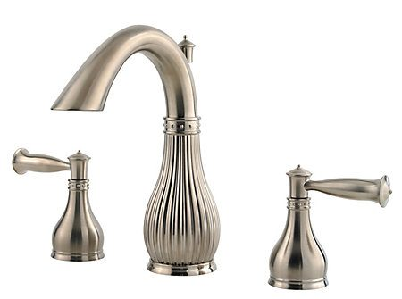 Virture bath faucet pfister