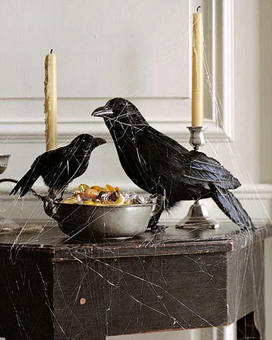 black-birds-Halloween-decoration