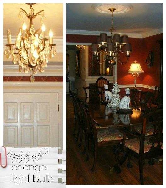 Williamsburg chandelier