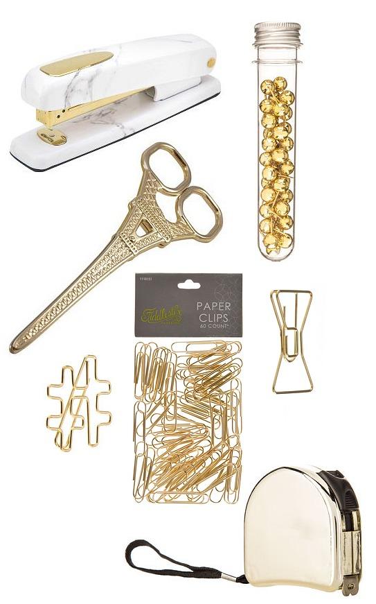 gold-desk-accessories