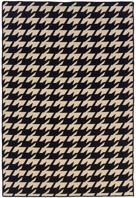 houndstooth-rug