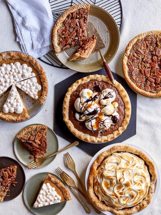 five-pie-slices-plates