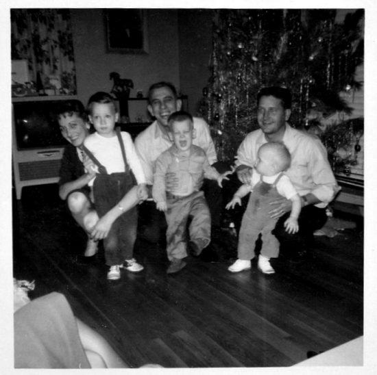 Vintage Christmas Memories