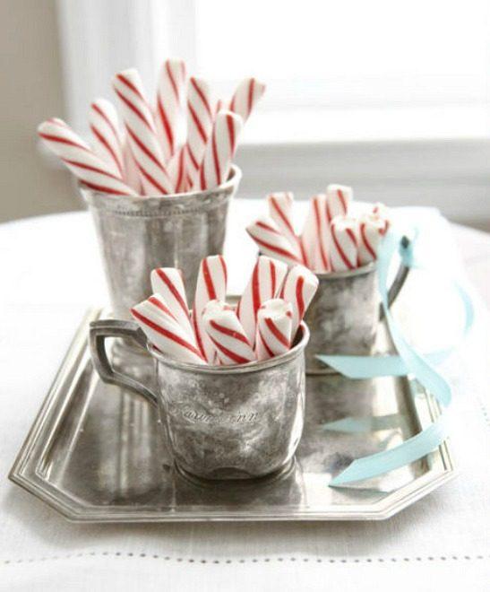 peppermint-sticks-in-silver-cups