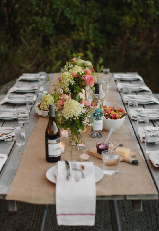 The Summer Entertaining Season