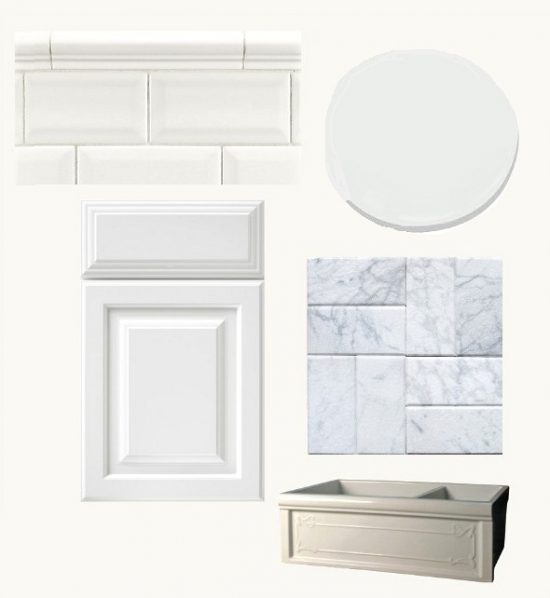 white-kitchen-decorating-elements