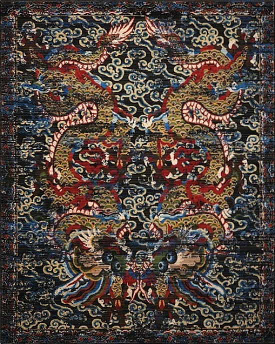 Traditional BBL16 Dynasty Area Rug