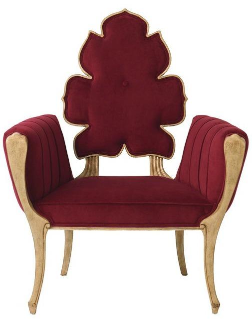 Wiggle Chair Merlot