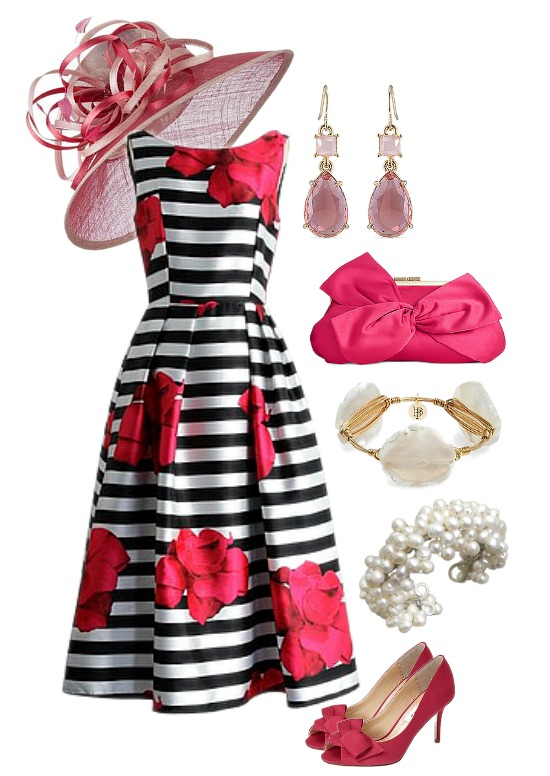 Kentucky Derby finery