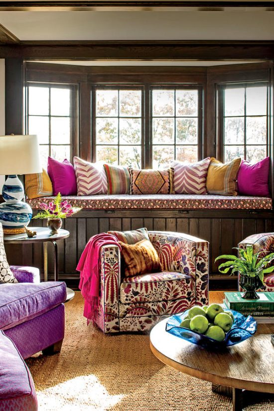 bold color combinations