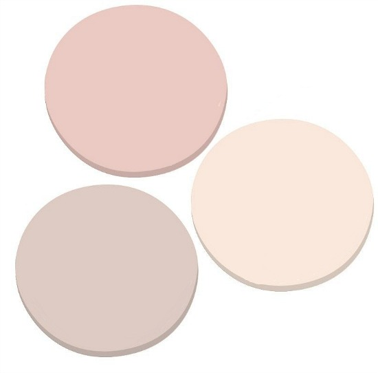 benjamin moore blush paint colors