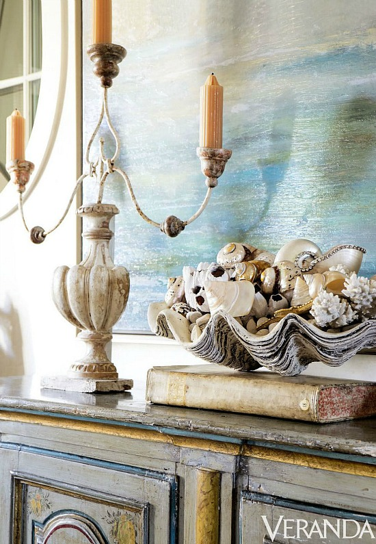 Coastal Home Decor Accents and Accessories