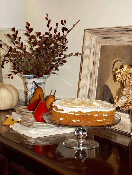 fall-spice-cake