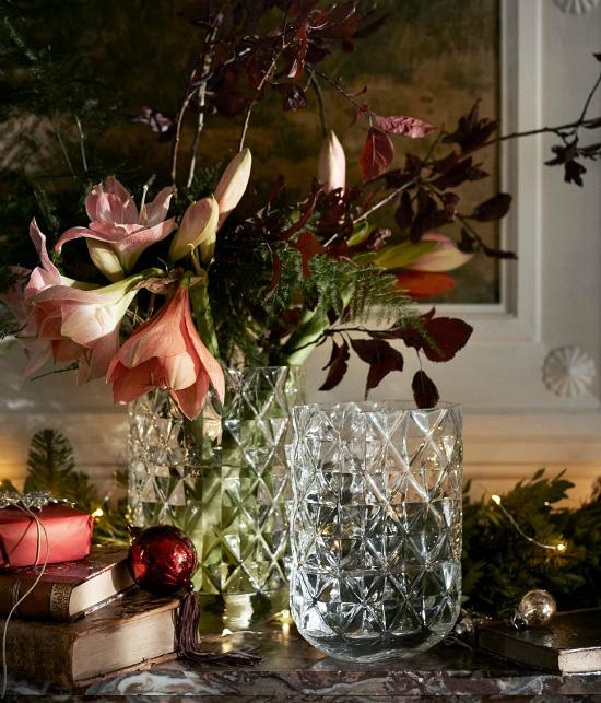 Christmas-amaryllis-vase
